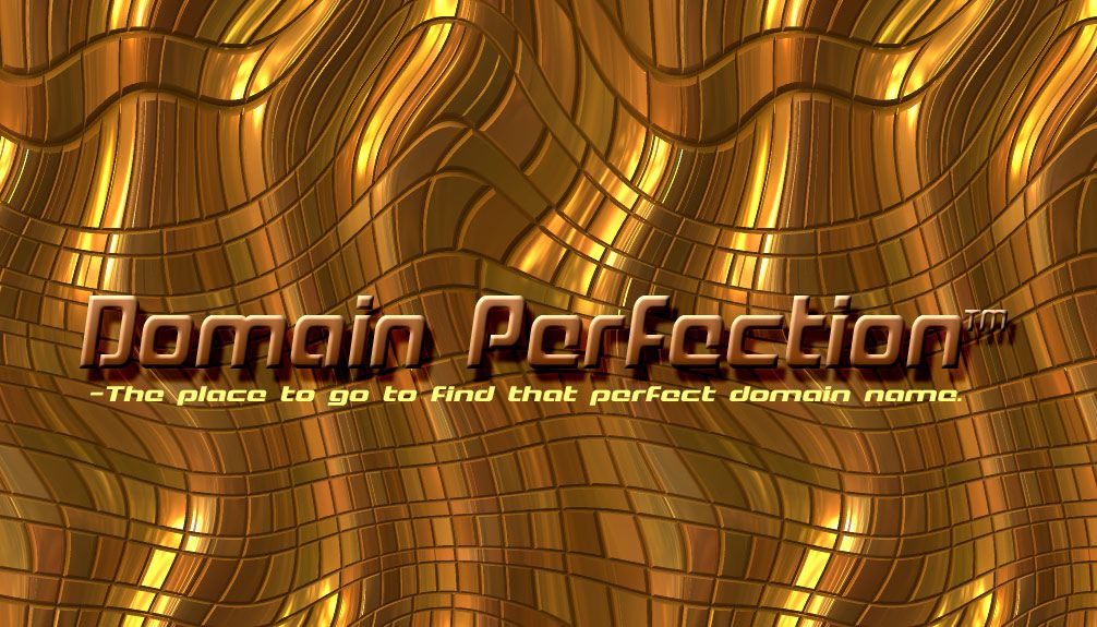 Domain Perfection TM