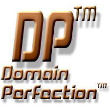 DP TM - Domain Perfection TM :Logo Marks